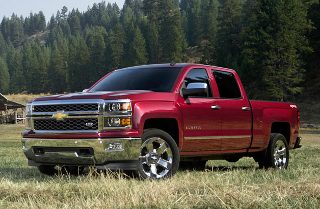 2014 Chevrolet Silverado and GMC Sierra debut all-new designs ...