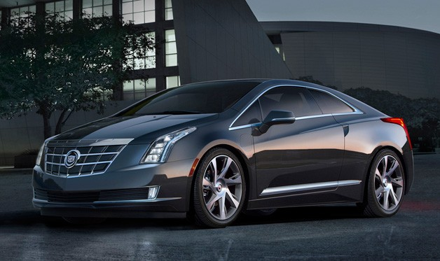 2014 Cadillac ELR is creation immature voluptuous in Detroit