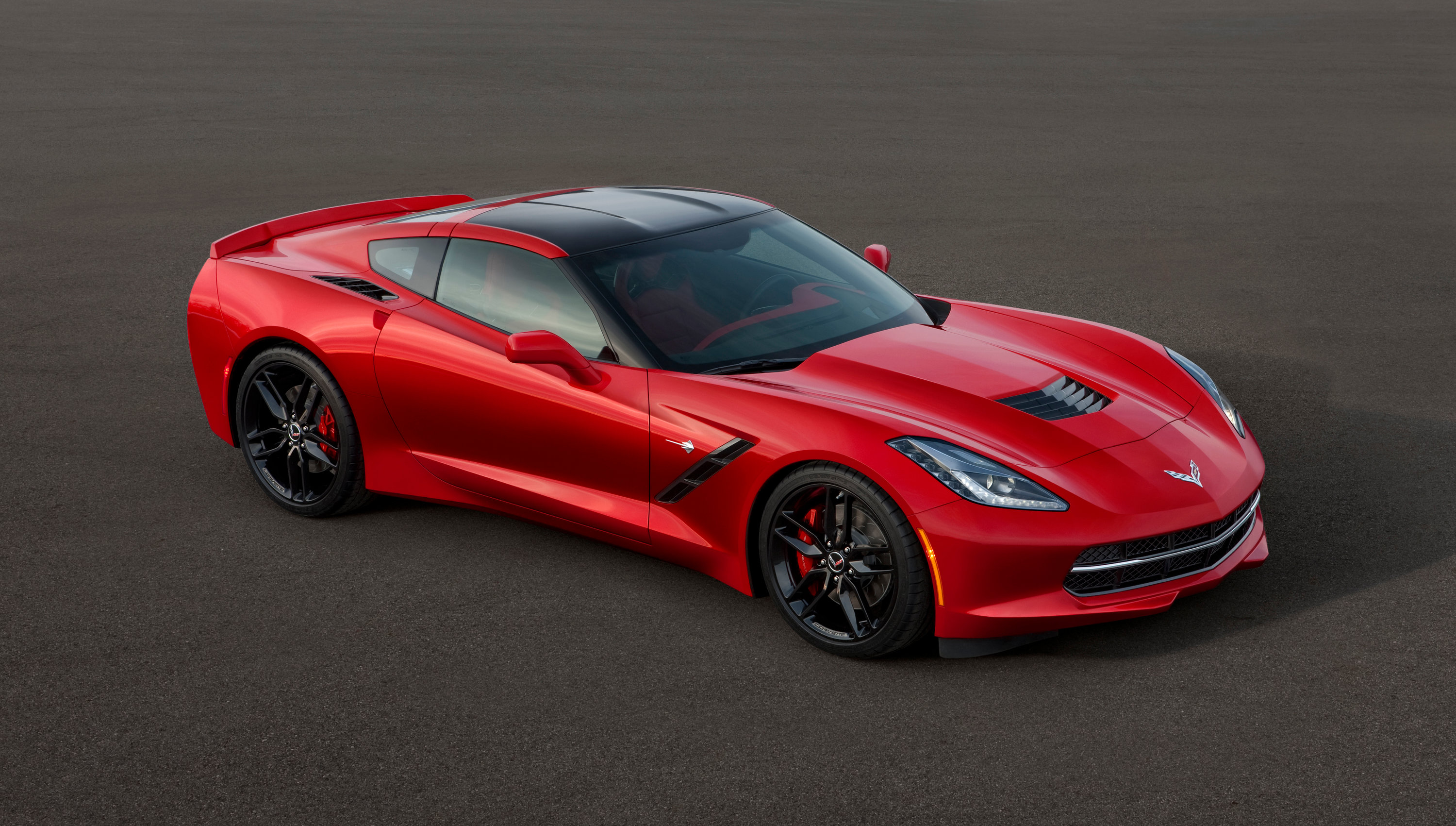 Chevy Is Building Nearly 3x As Many C7 Corvettes Than It