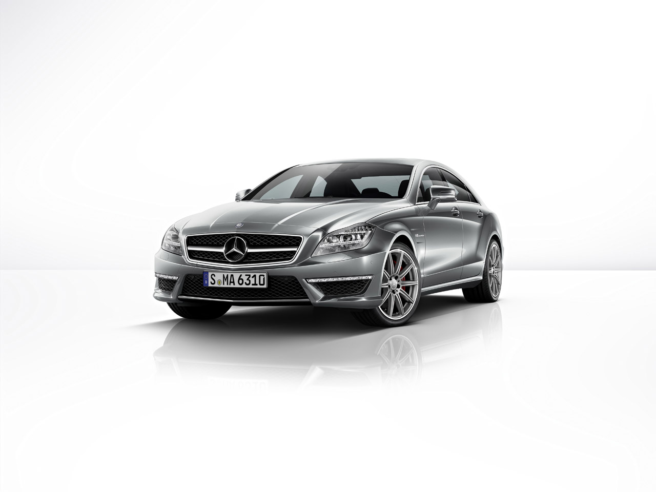 Mercedes benz cls63 amg gets same awd power boost as new for 2013 mercedes benz cls 63 amg