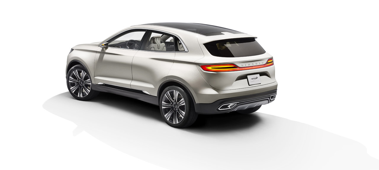 Lincoln Mkc Concept Shows Real Promise W Video Autoblog
