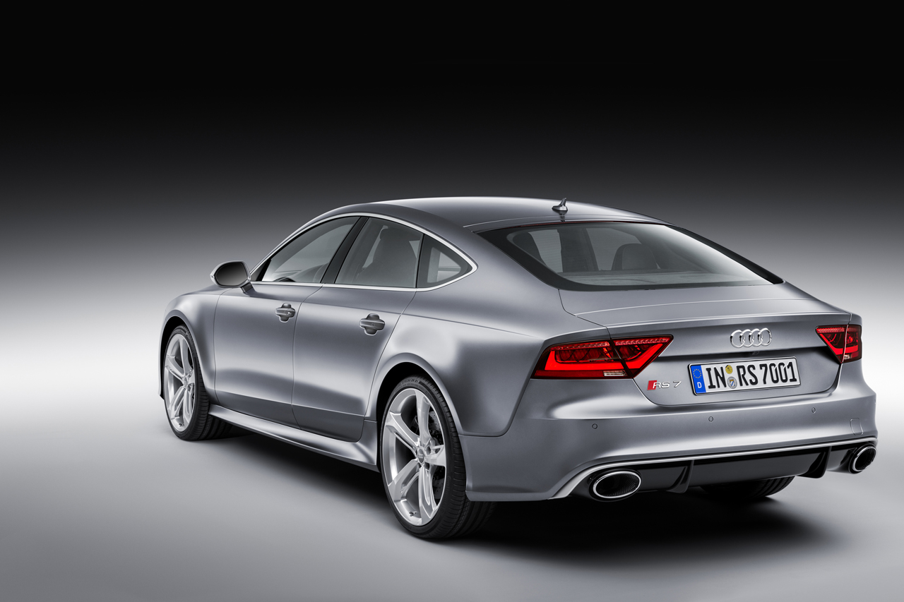 2014 audi rs7 priced from 104 900 in the us w video. Black Bedroom Furniture Sets. Home Design Ideas