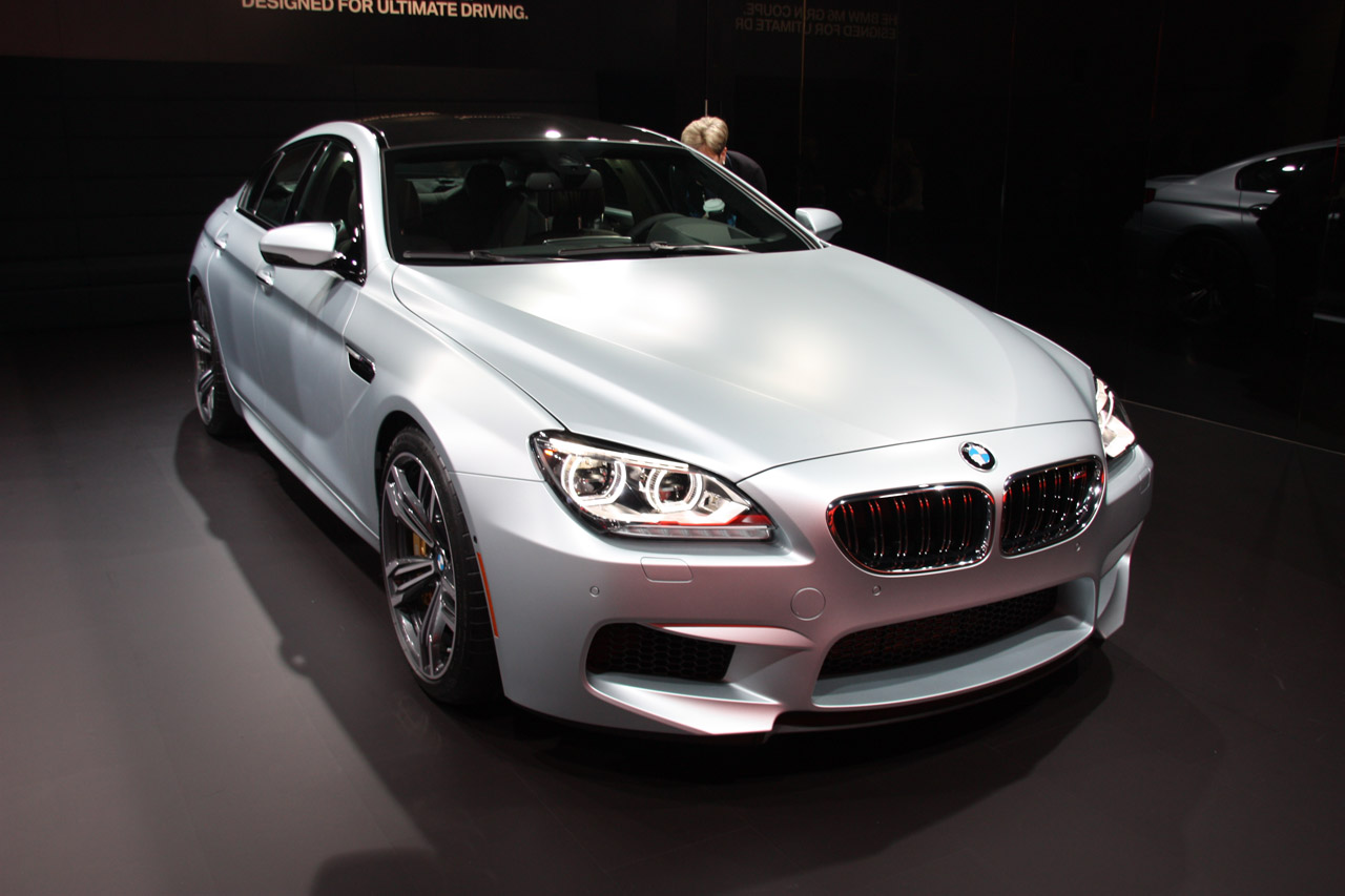 We Obsessively Covered The 2013 Detroit Auto Show Autoblog 2014 Bmw M6 Fuse Box