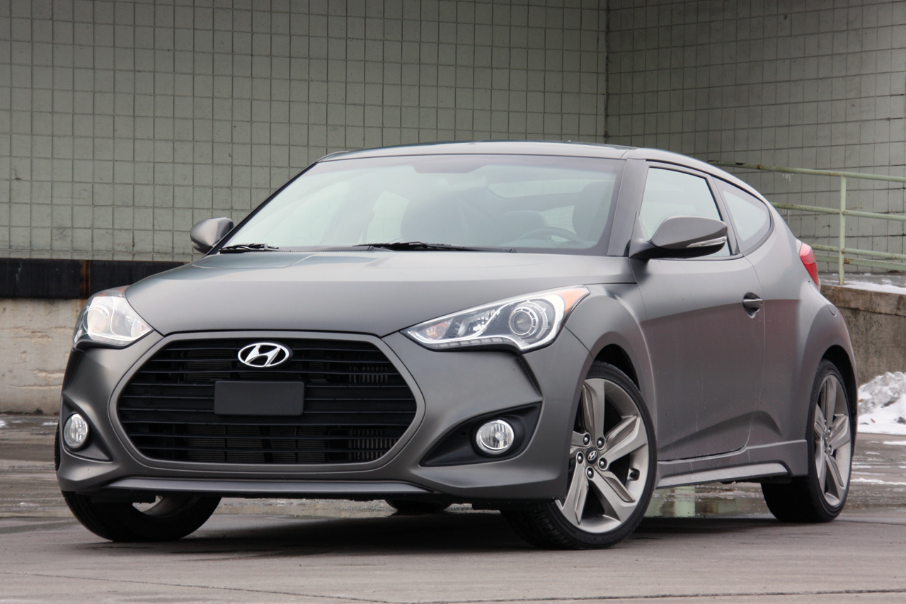 Certified Pre Owned Hyundai >> 2013 Hyundai Veloster Turbo: Introduction - Autoblog