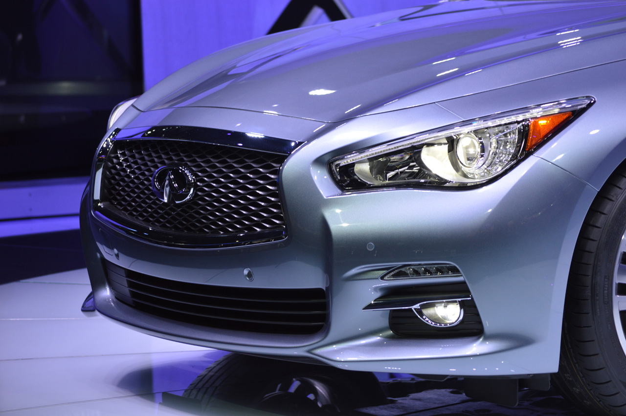 2014 infiniti q50 debuts g replacing design new hybrid. Black Bedroom Furniture Sets. Home Design Ideas