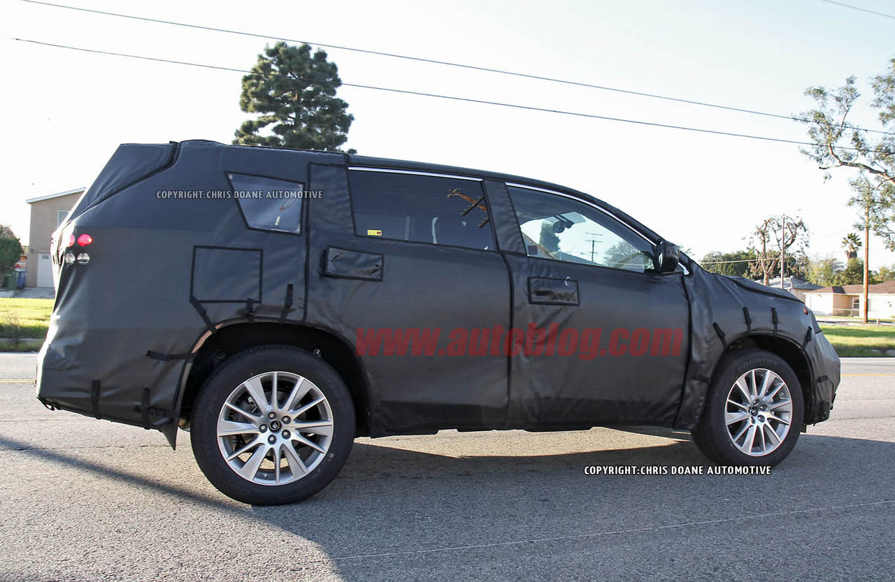 2014 Toyota Highlander spy shots Photo Gallery - Autoblog