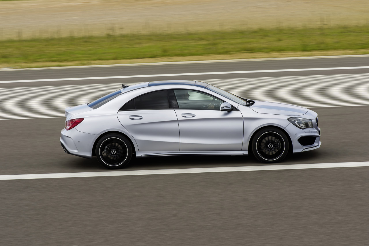 2014 mercedes benz cla250 photo gallery autoblog for Benz mercedes cla