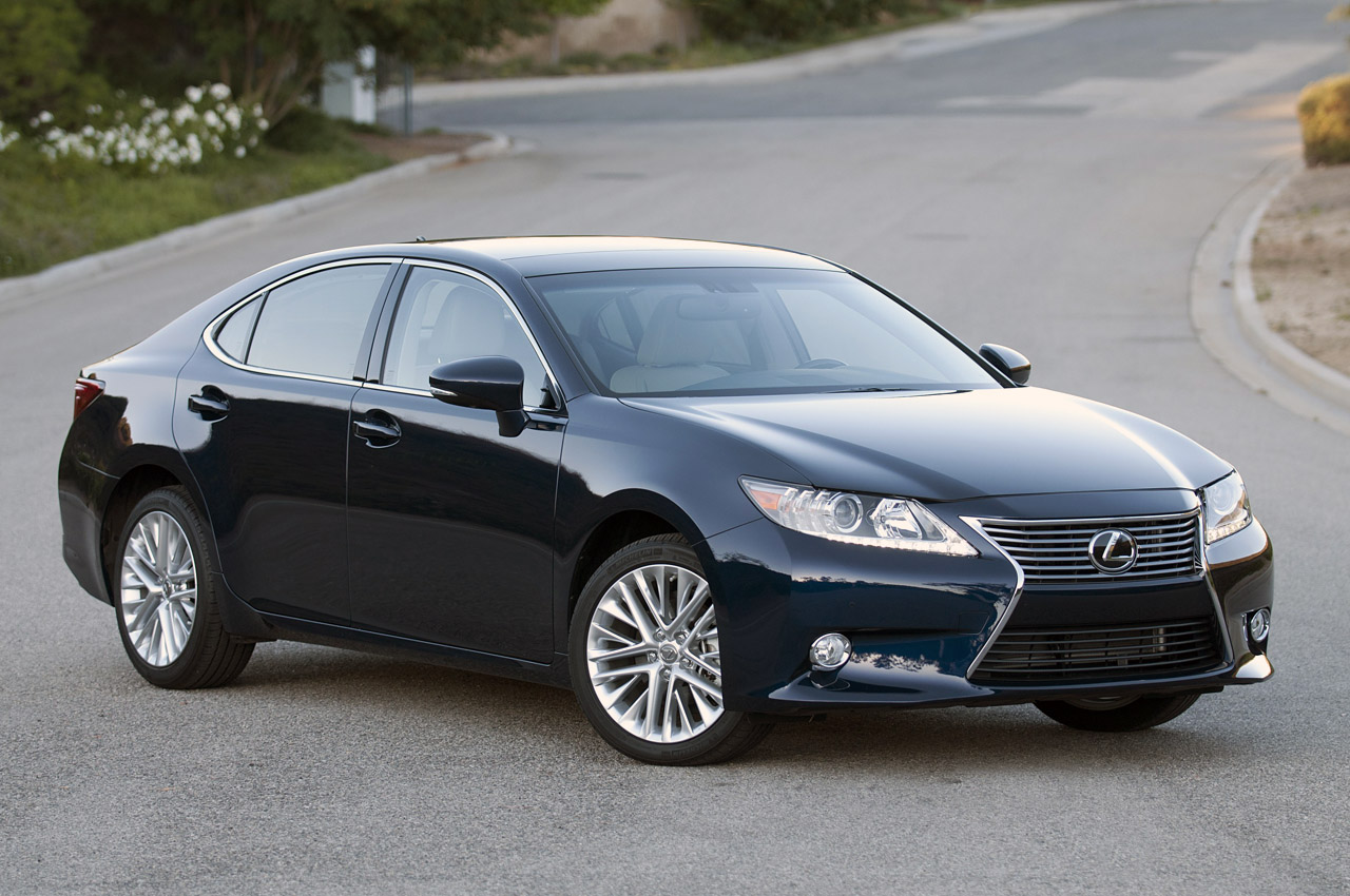lexus es350 confirmed for kentucky production starting in 2015 autoblog. Black Bedroom Furniture Sets. Home Design Ideas