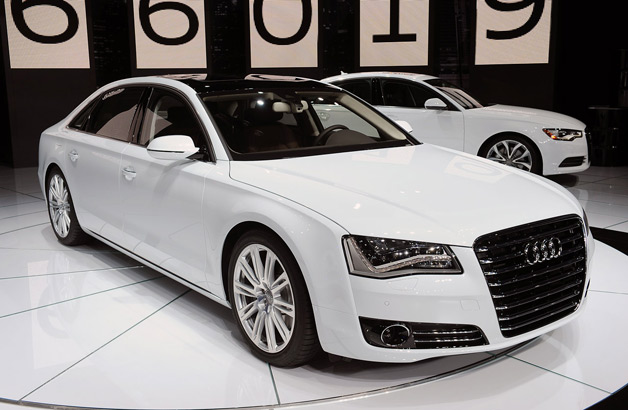 2014 Audi A8L prices from $82,500*