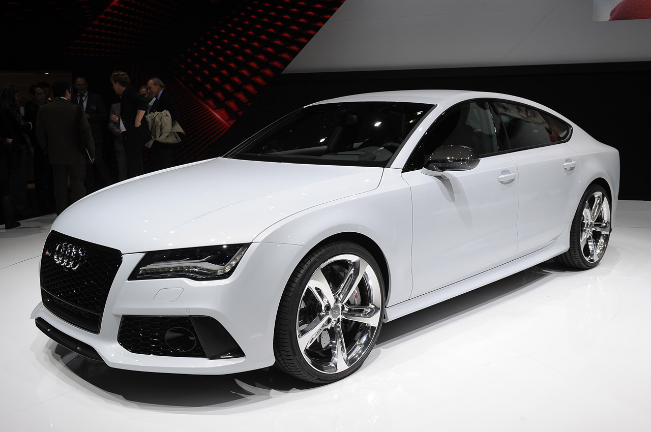 Audi Rs7 2014 For Sale >> 2014 Audi Rs7 Detroit 2013 Photo Gallery Autoblog