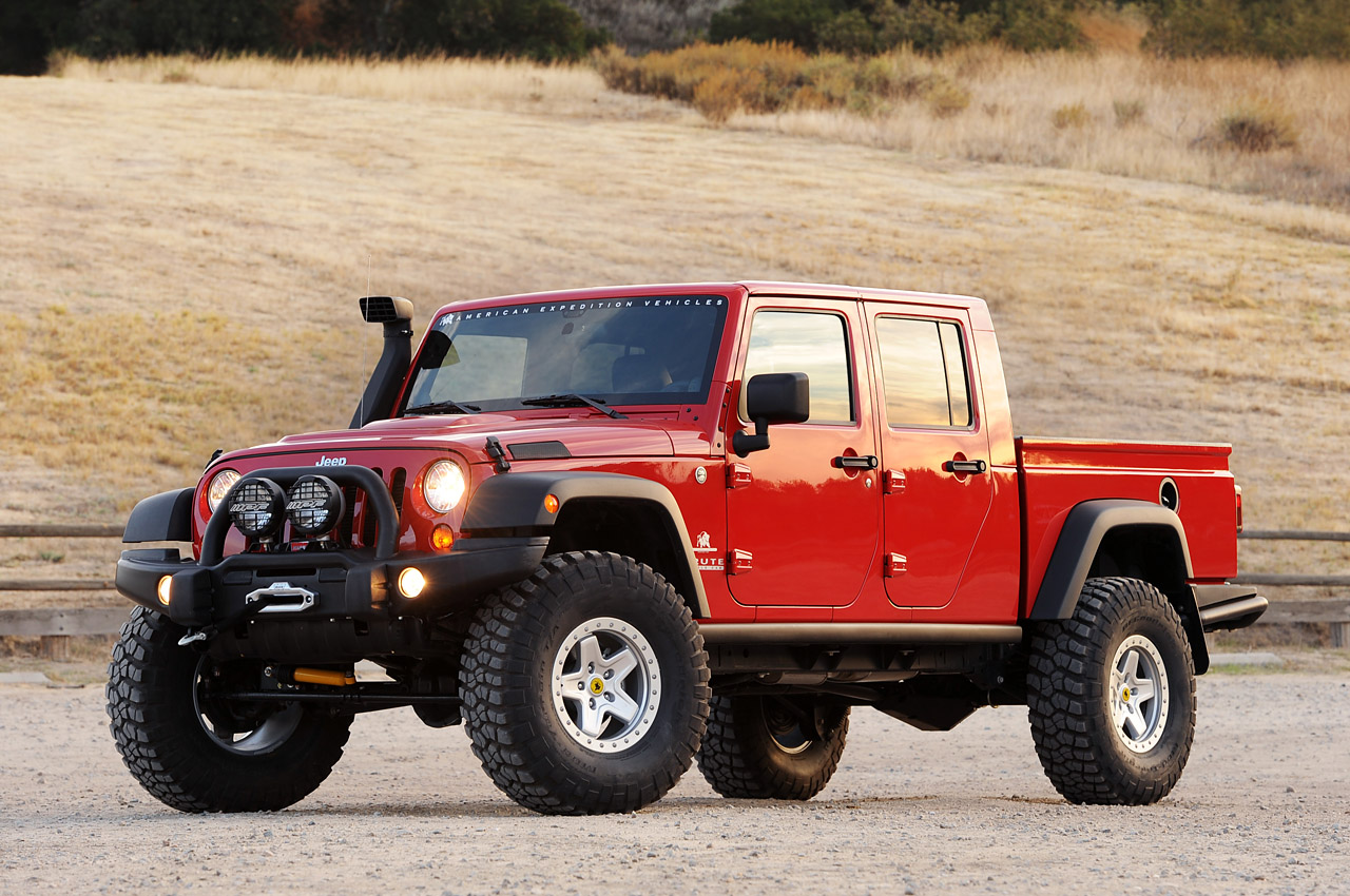 American Expedition Vehicles >> 2013 AEV Brute Double Cab - Autoblog