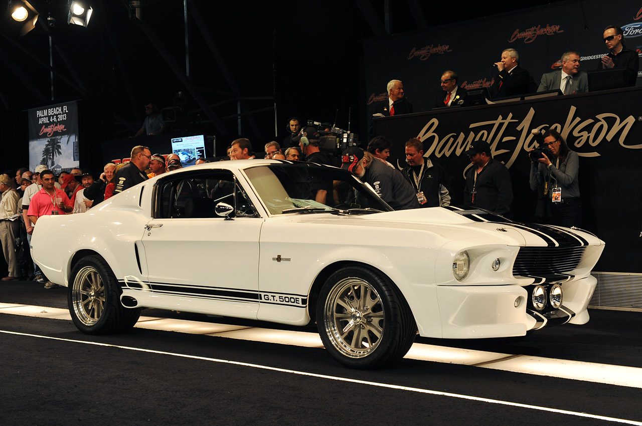 Car Auction Apps >> Barrett-Jackson 2013: Odds and Ends from Friday's ...