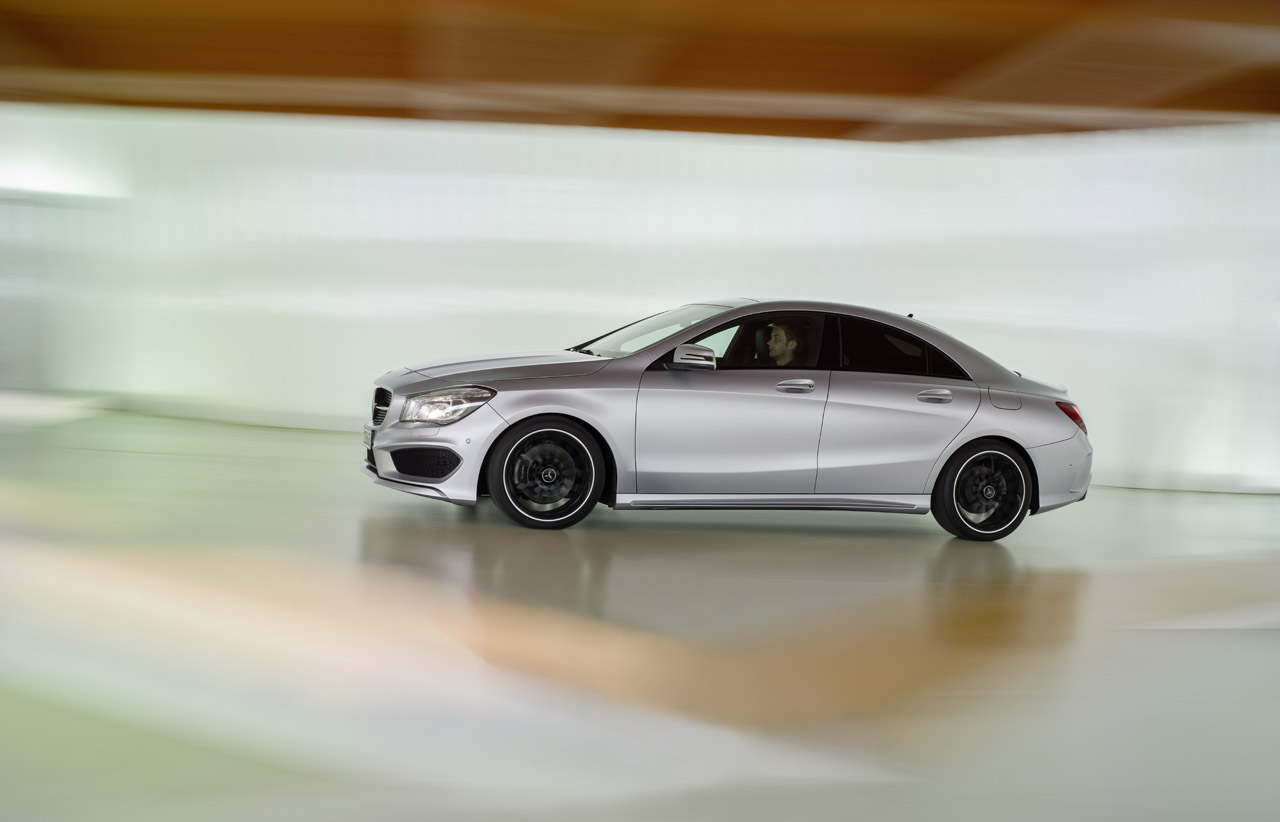 Mercedes calls cla 39 best launch in 20 years 39 as it warns for Mercedes benz cla250c