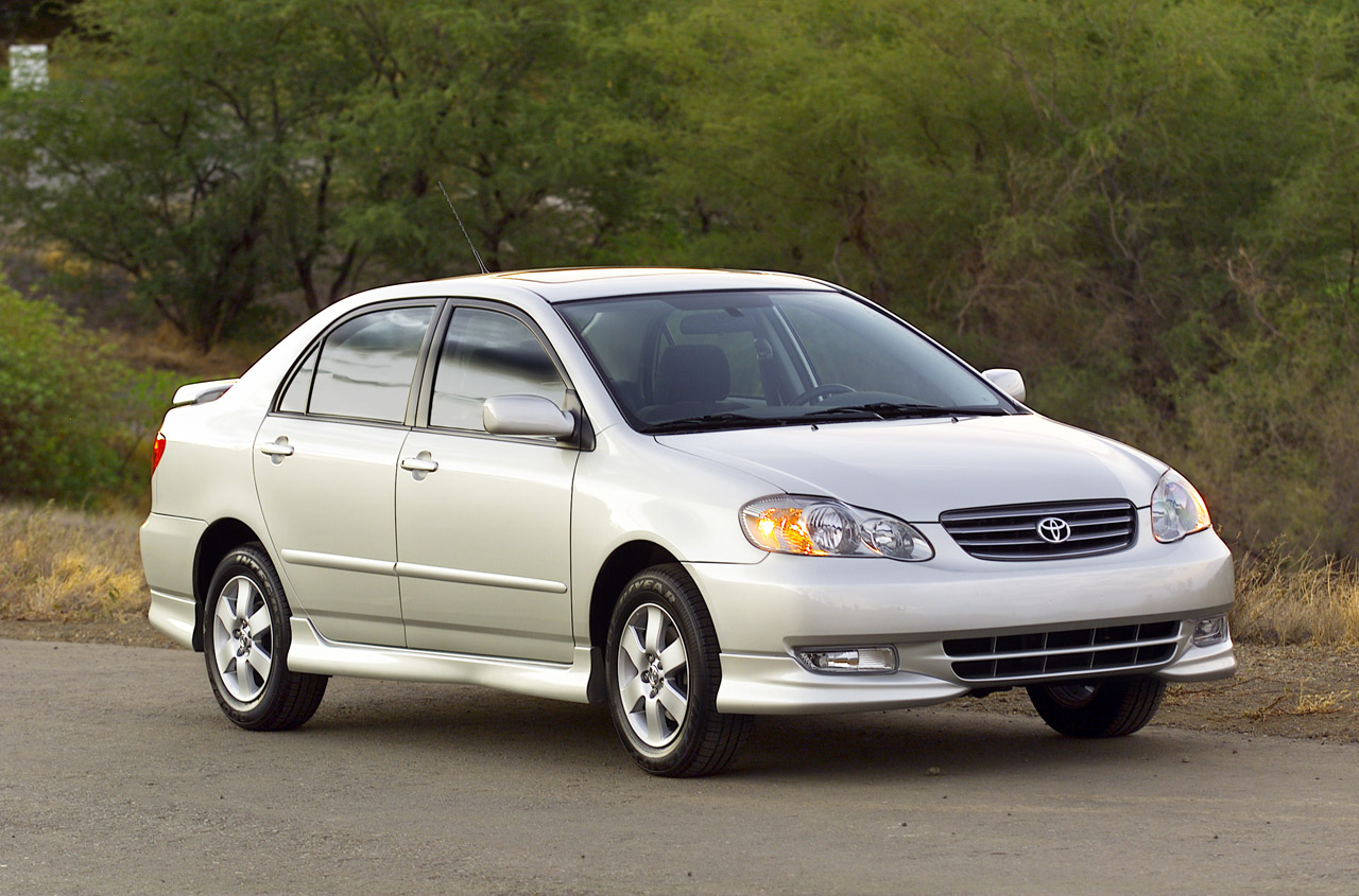 2003 2006 Toyota Corolla Photo Gallery Autoblog