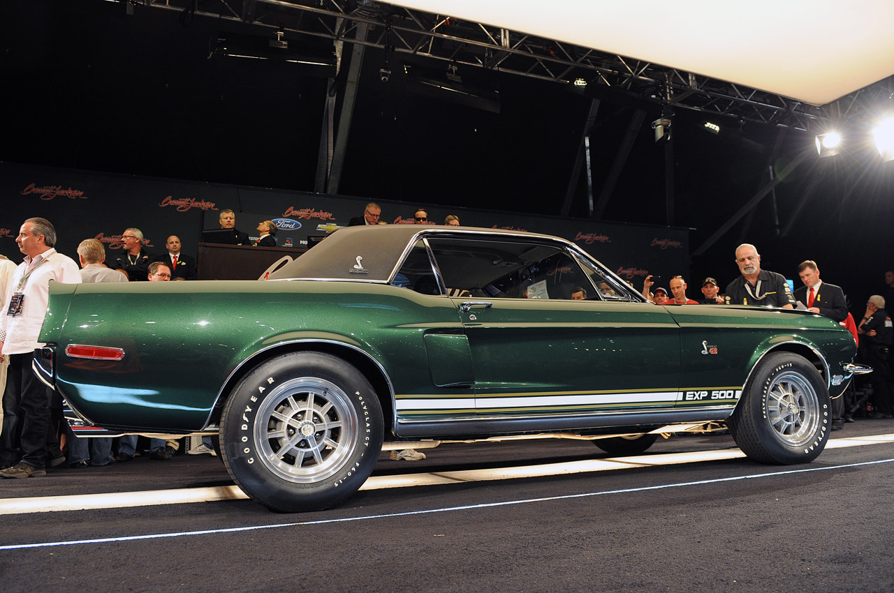 1968 Shelby GT350 Coupe - YouTube