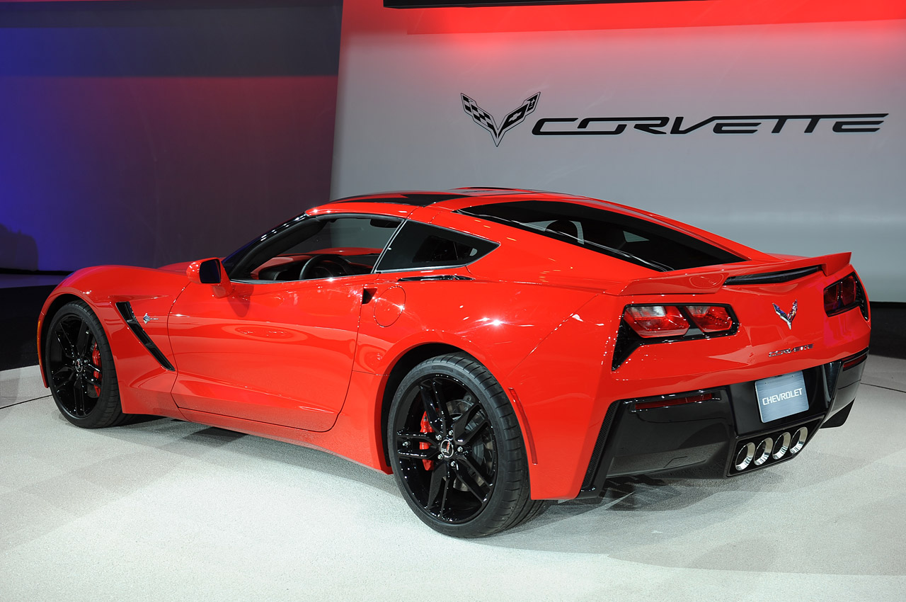 Corvette stingray news and information autoblog