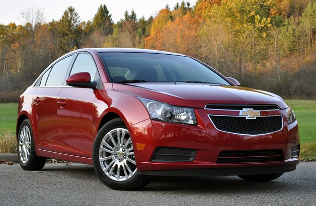 Chevrolet Cruze Eco