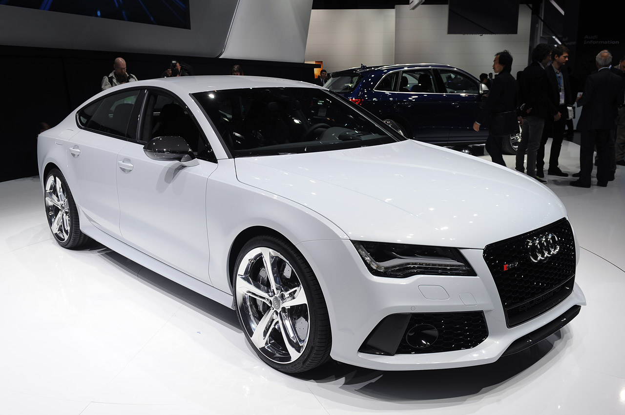 2014 Audi Rs7 Is A 189 Mph Terror Autoblog