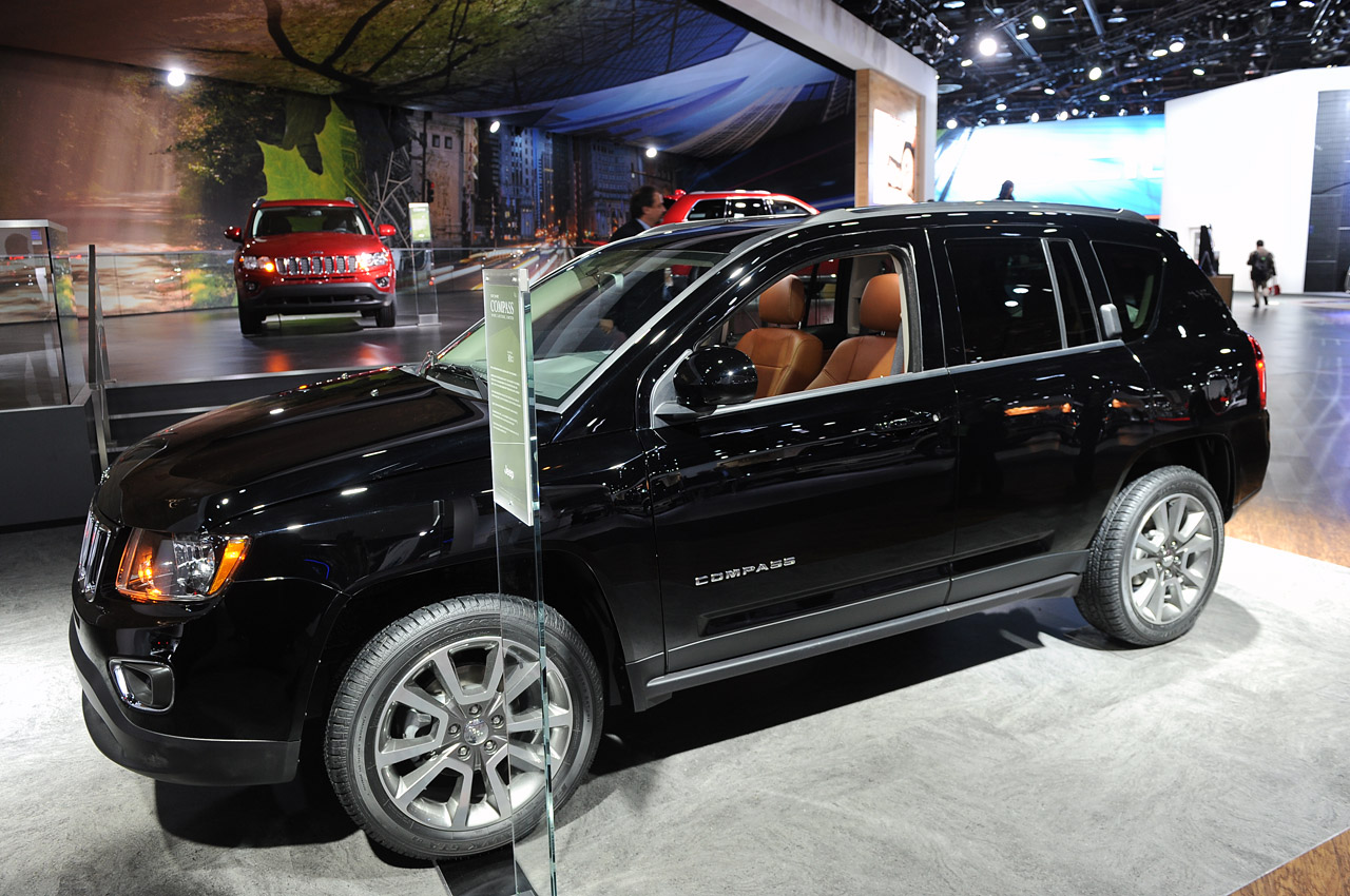 2014 Jeep Compass Patriot Sing Their Swan Songs With A Six