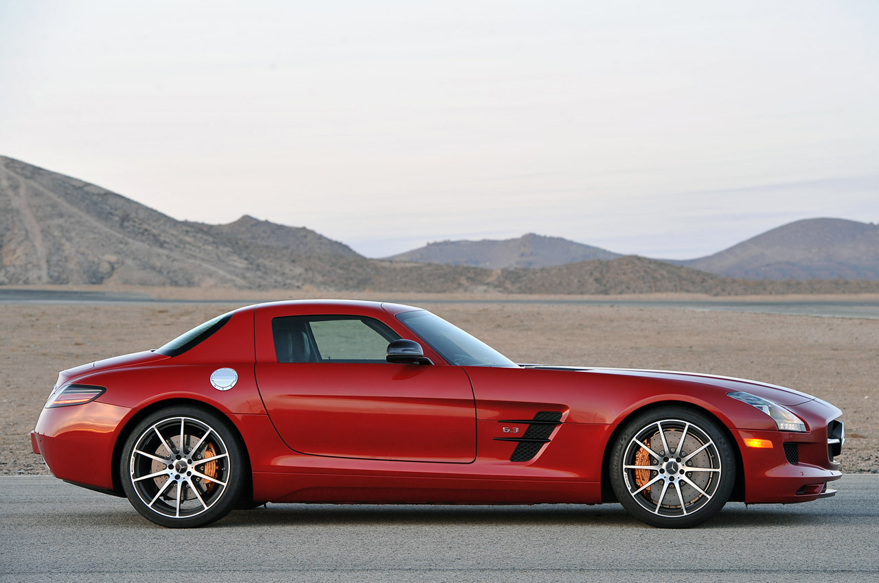 2013 Mercedes Benz Sls Amg Gt Quick Spin Photo Gallery