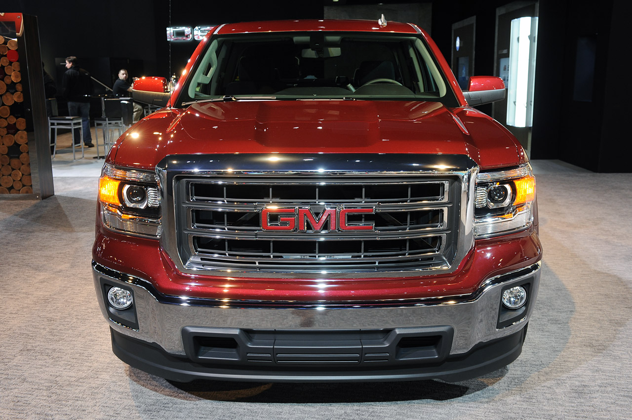 2014 gmc sierra sle detroit 2013 photo gallery autoblog. Black Bedroom Furniture Sets. Home Design Ideas