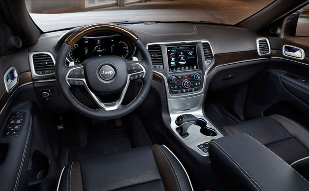 2014 Jeep Grand Cherokee gets surprisingly comprehensive update, new