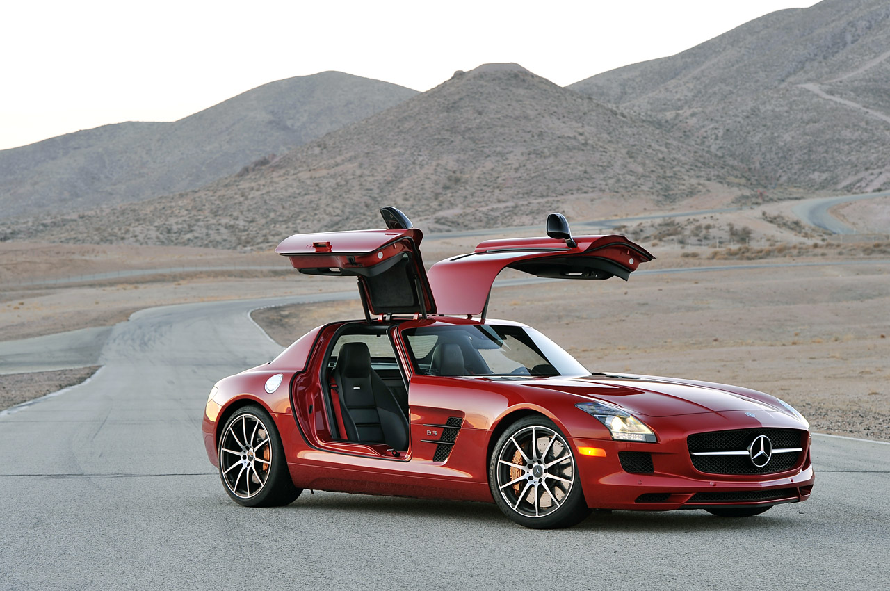 2013 mercedes benz sls amg gt quick spin photo gallery autoblog - Mercedes sls amg gt coupe ...