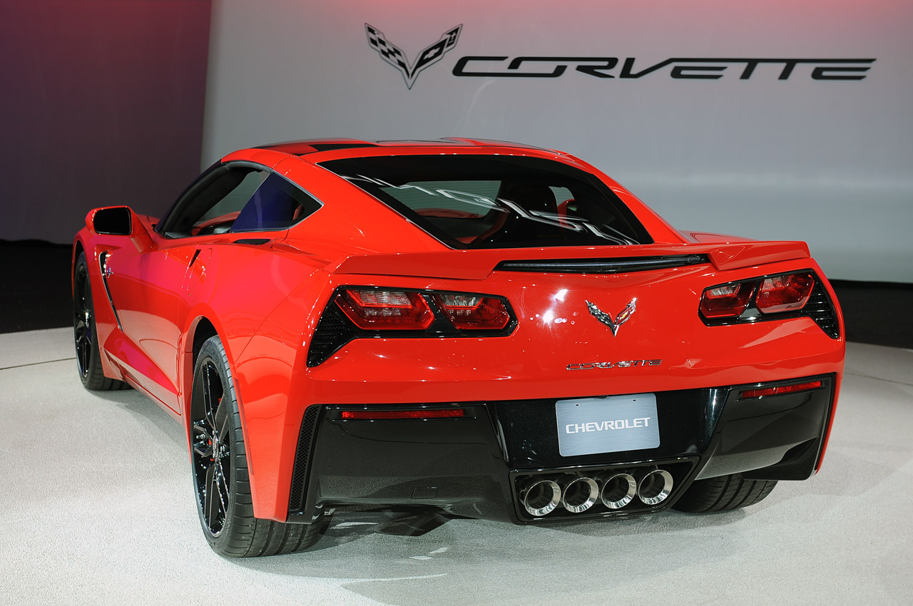 2014 chevrolet corvette stingray detroit 2013 photos