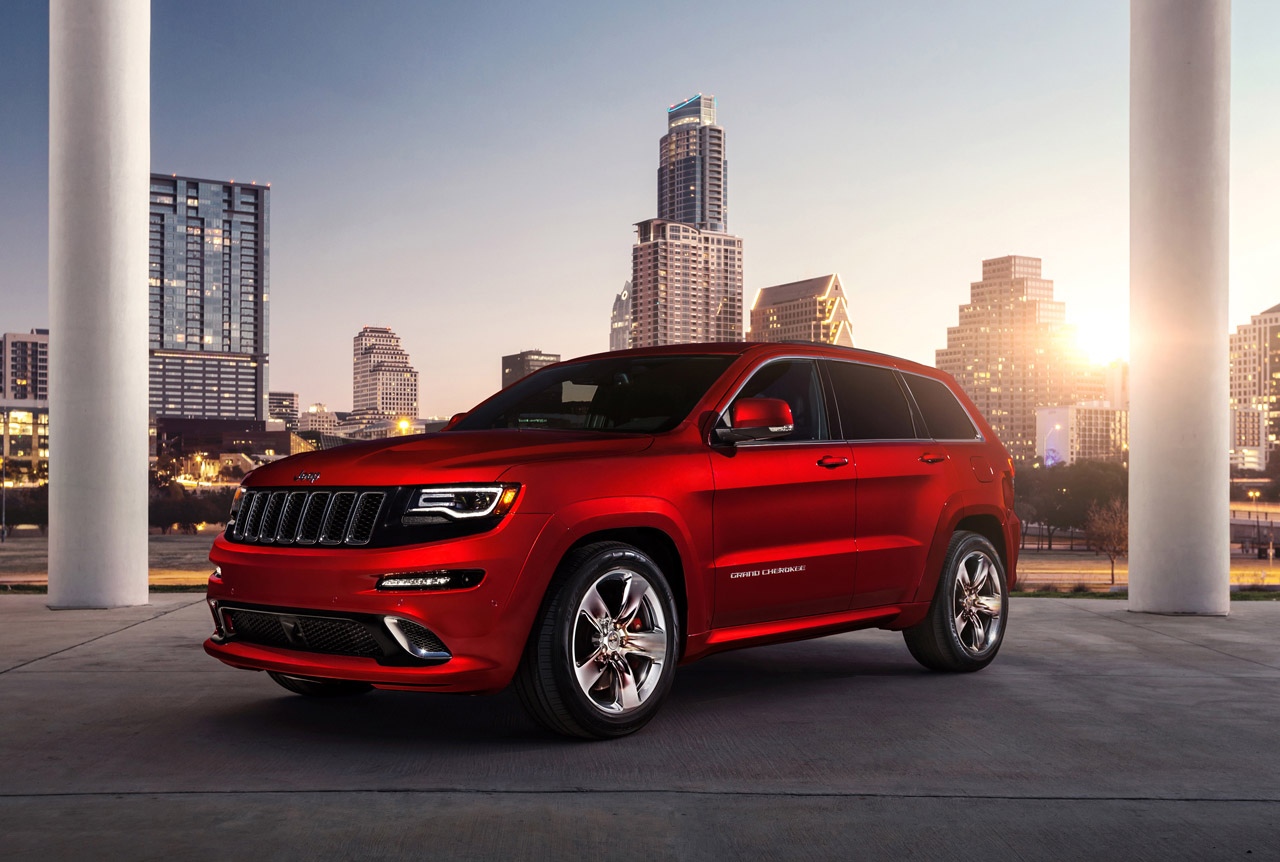 2014 jeep grand cherokee srt8 photo gallery autoblog. Black Bedroom Furniture Sets. Home Design Ideas