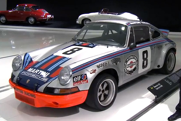 1973 Porsche 911 RSR