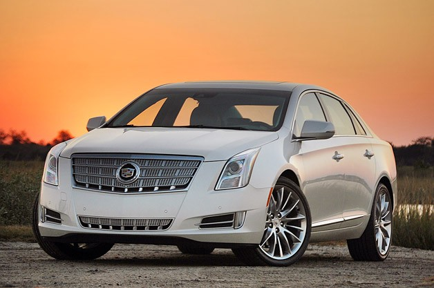 2013 cadillac xts w video. Black Bedroom Furniture Sets. Home Design Ideas