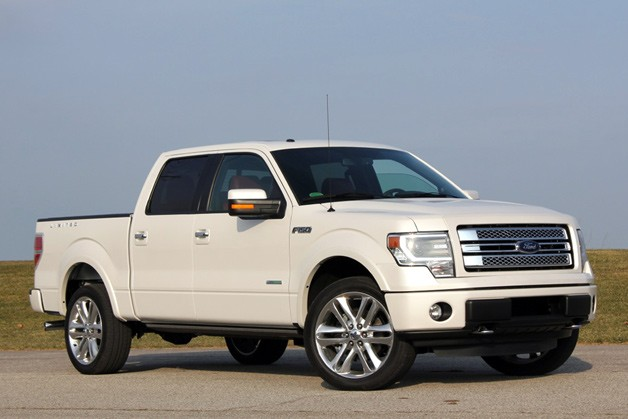 2013 Ford F150 Limited