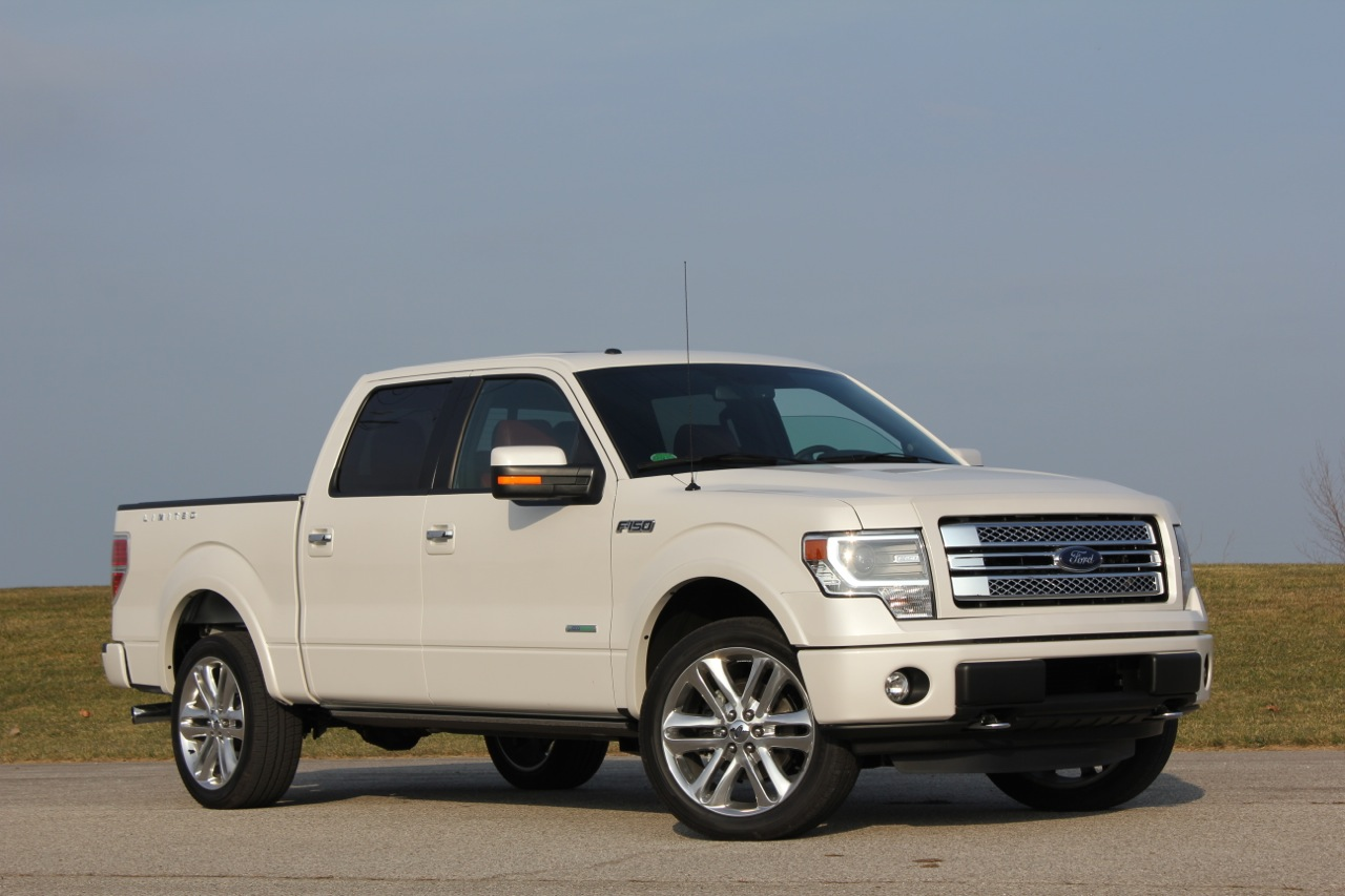 2013 ford f 150 limited autoblog