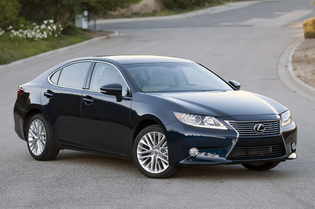 Lexus ES350 reliable for Kentucky prolongation starting in 2015