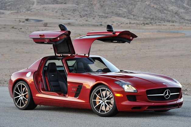 2013 Mercedes-Benz SLS AMG GT