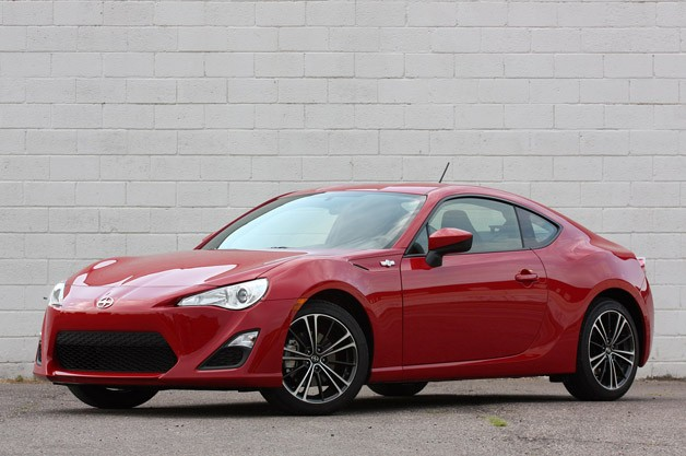 2013 Scion Fr S Review