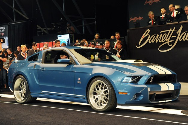 2013 Shelby GT500 Cobra