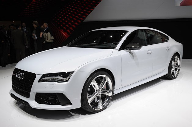 Related Gallery 2014 Audi RS7: Detroit 2013