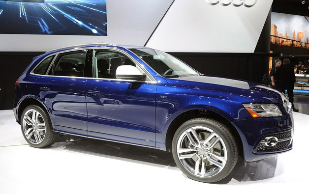 2014 audi sq5 ditches diesel still packs a punch. Black Bedroom Furniture Sets. Home Design Ideas