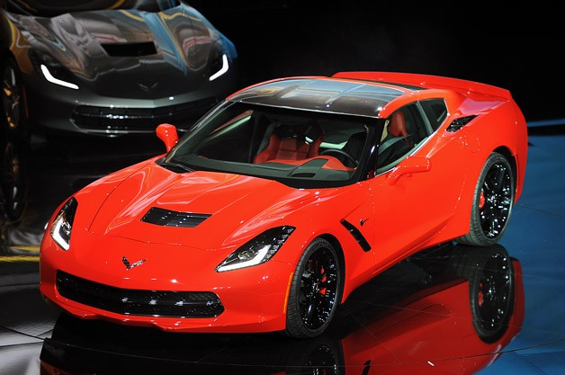2014 Chevrolet Corvette Stingray: Everything there is to know [w/video ...