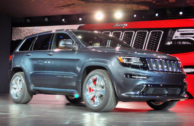 2014 Jeep Grand Cherokee pricing leaks out