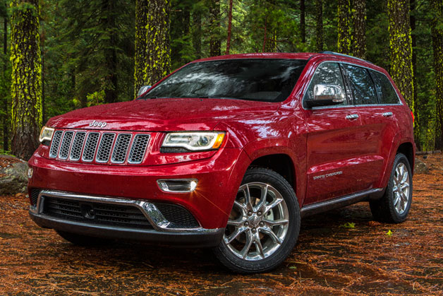 2014 jeep grand cherokee gets surprisingly comprehensive update 2014 jeep grand cherokees cost leaks can commence at 28795 628x419