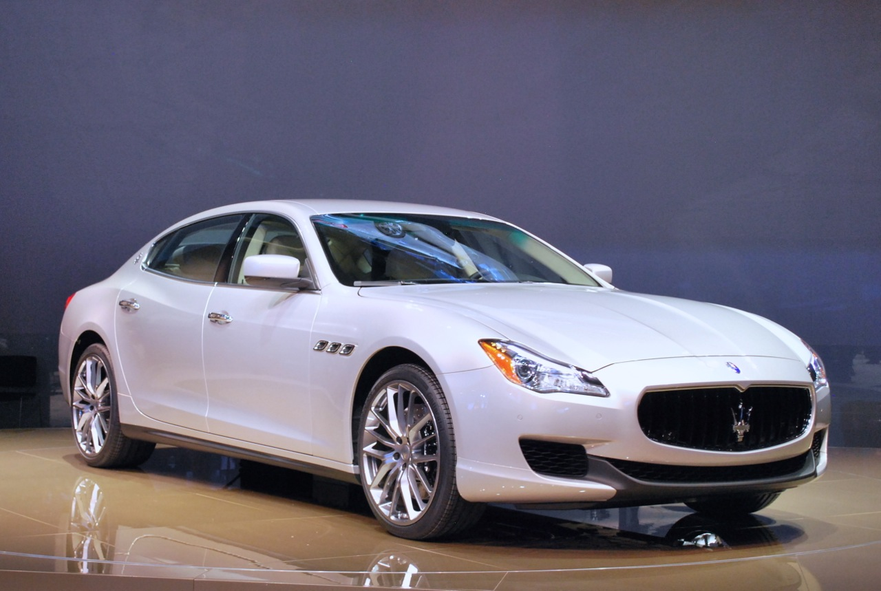 2014 quattroporte kicks off 50th anniversary for maserati. Black Bedroom Furniture Sets. Home Design Ideas