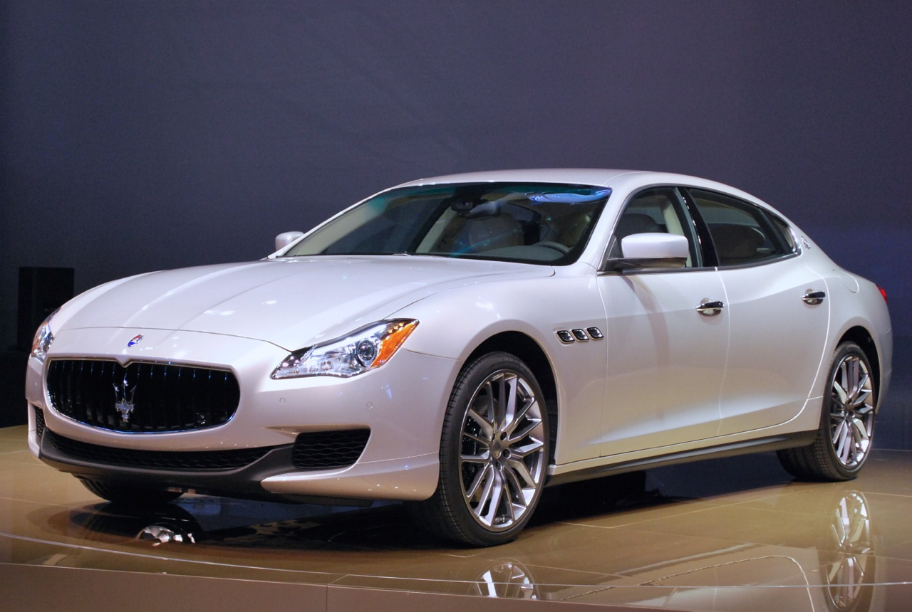 maserati calling in new quattroporte for electrical issue. Black Bedroom Furniture Sets. Home Design Ideas