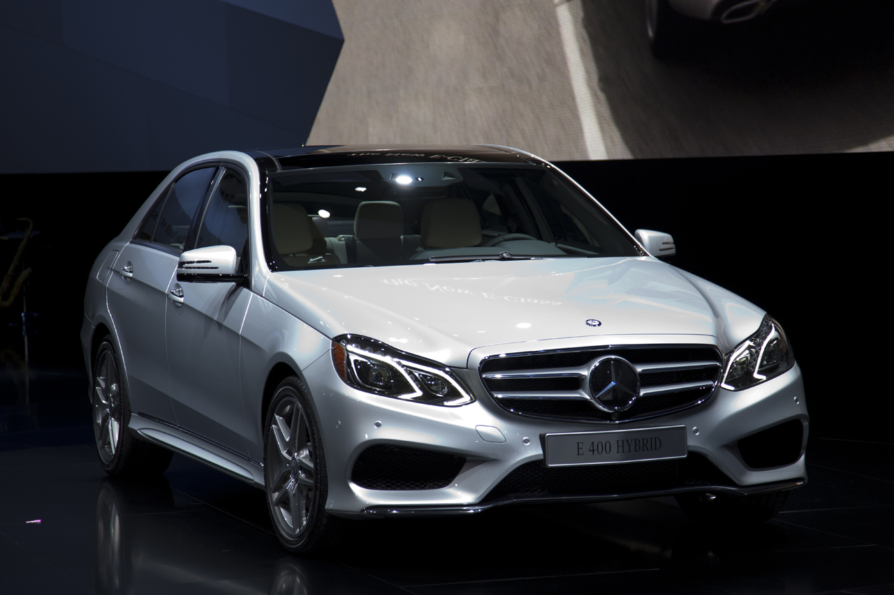 2014 mercedes benz e class lineup shows its freshened face for New e series mercedes benz