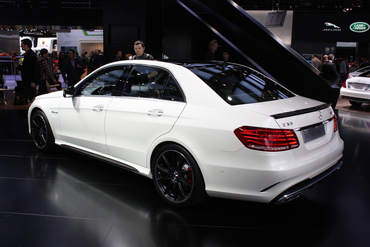 Mercedes e63 amg news and information autoblog for Mercedes benz e class e63 amg