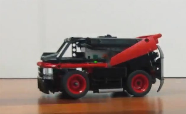 A-Team Lego Van Video
