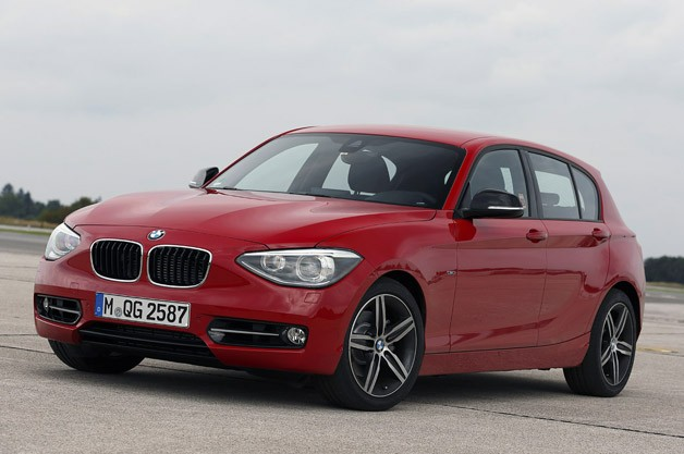 BMW 1 Series 3-cylinder