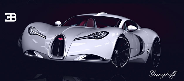 Bugatti Gangloff Concept