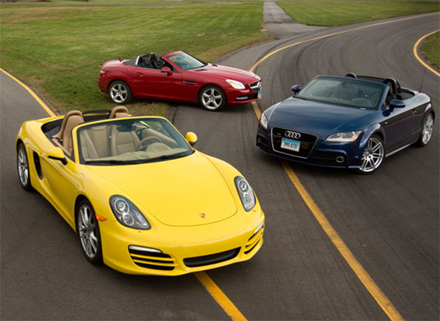 Consumer Reports selling its road-tested roadsters [w/video]